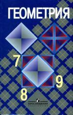 Тематическое планирование уроков геометрии в 8 классе
